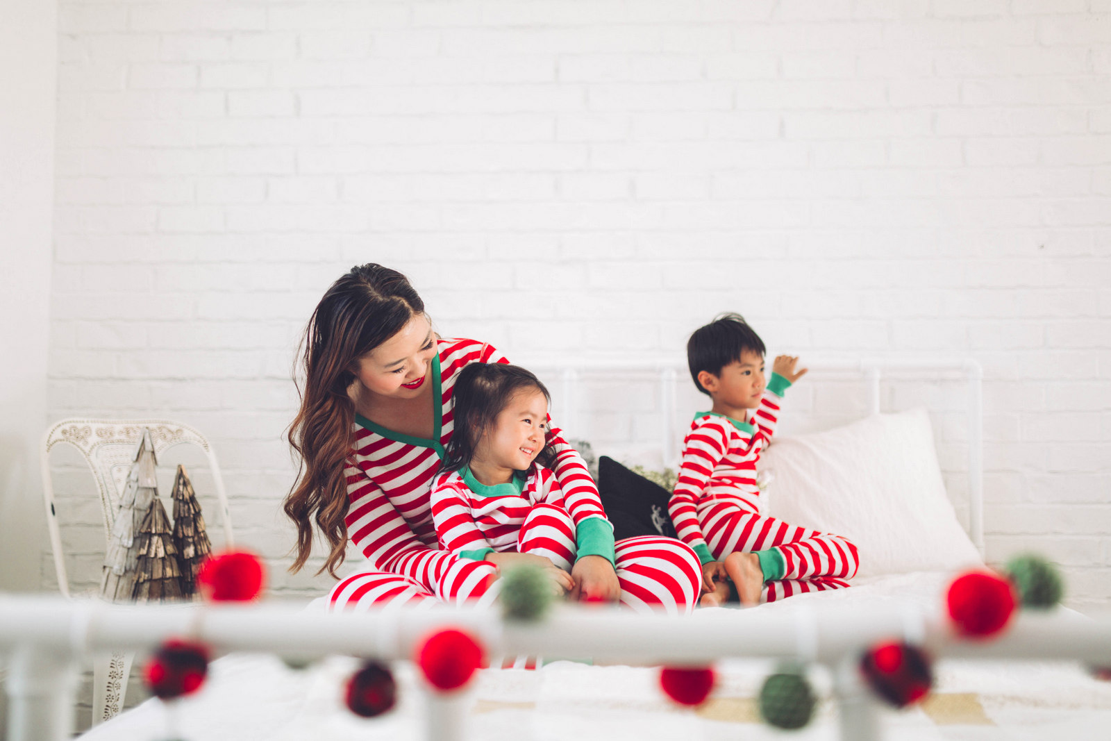 Best Places To Buy Matching Family Pajamas by Utah fashion blogger Sandy A La Mode