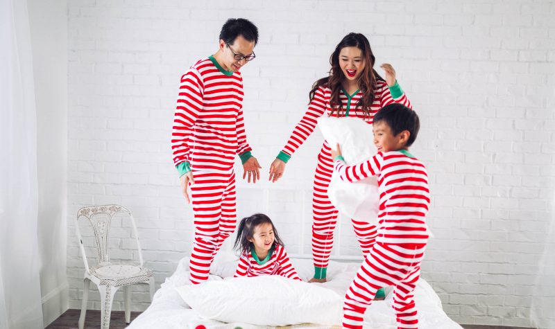 Best Places To Buy Matching Family Pajamas