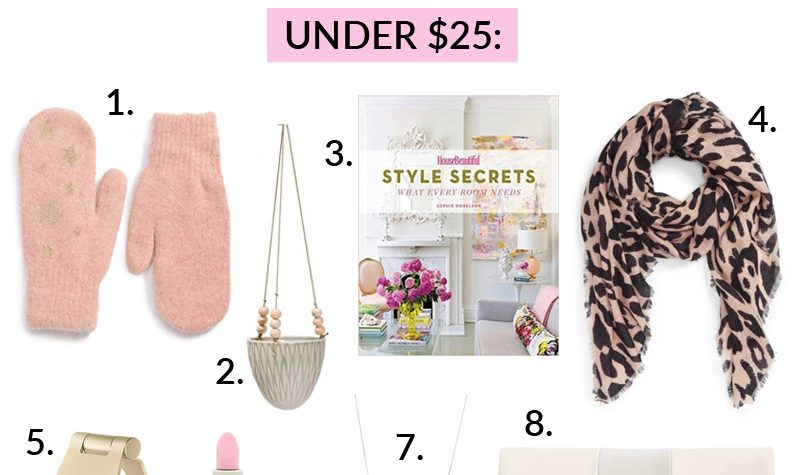 Holiday Gift Guide: Budget Friendly Gifts For Her