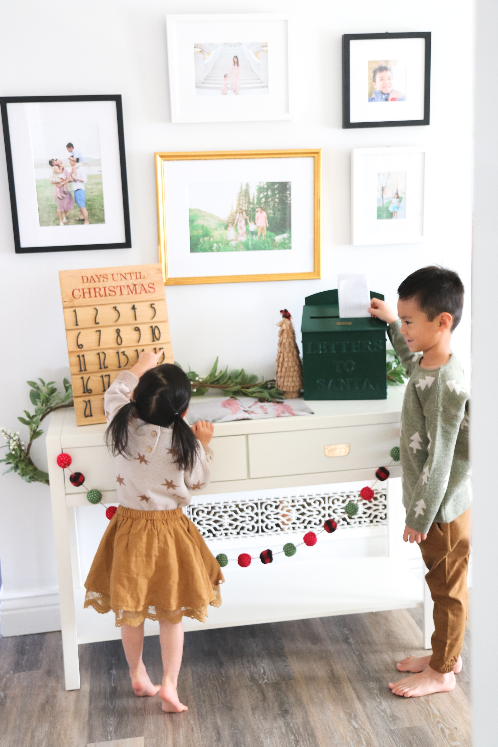 25 Best Advent Calendars for Kids by Utah style blogger Sandy A La Mode