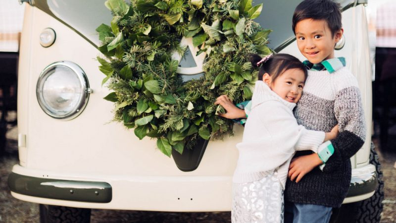 Mix and Match Kids Holiday Outfits