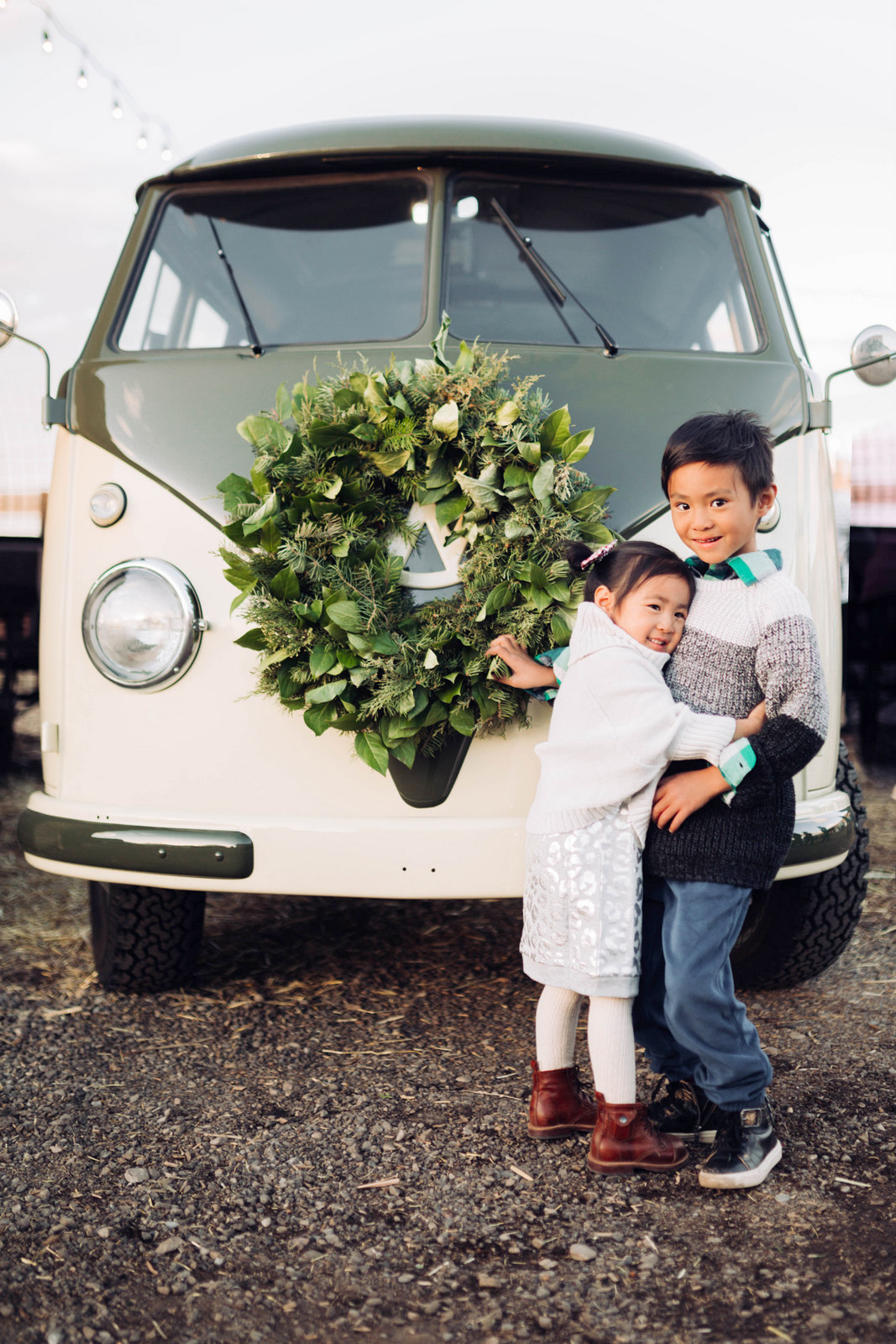 Mix and Match Kids Holiday Outfits by Utah fashion blogger Sandy A La Mode