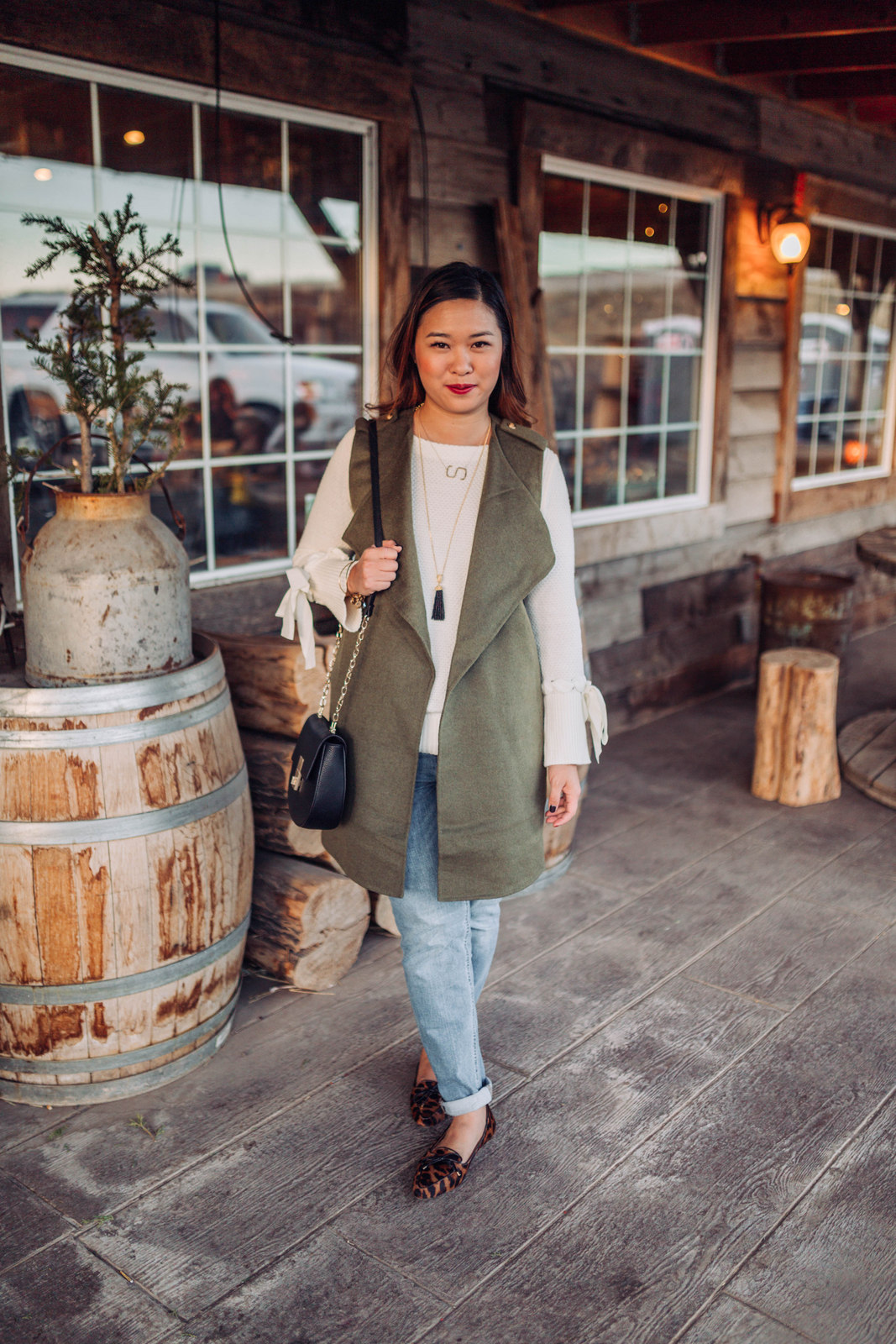 talbots outfit - Because I am A Lady by Utah lifestyle blogger Sandy A La Mode