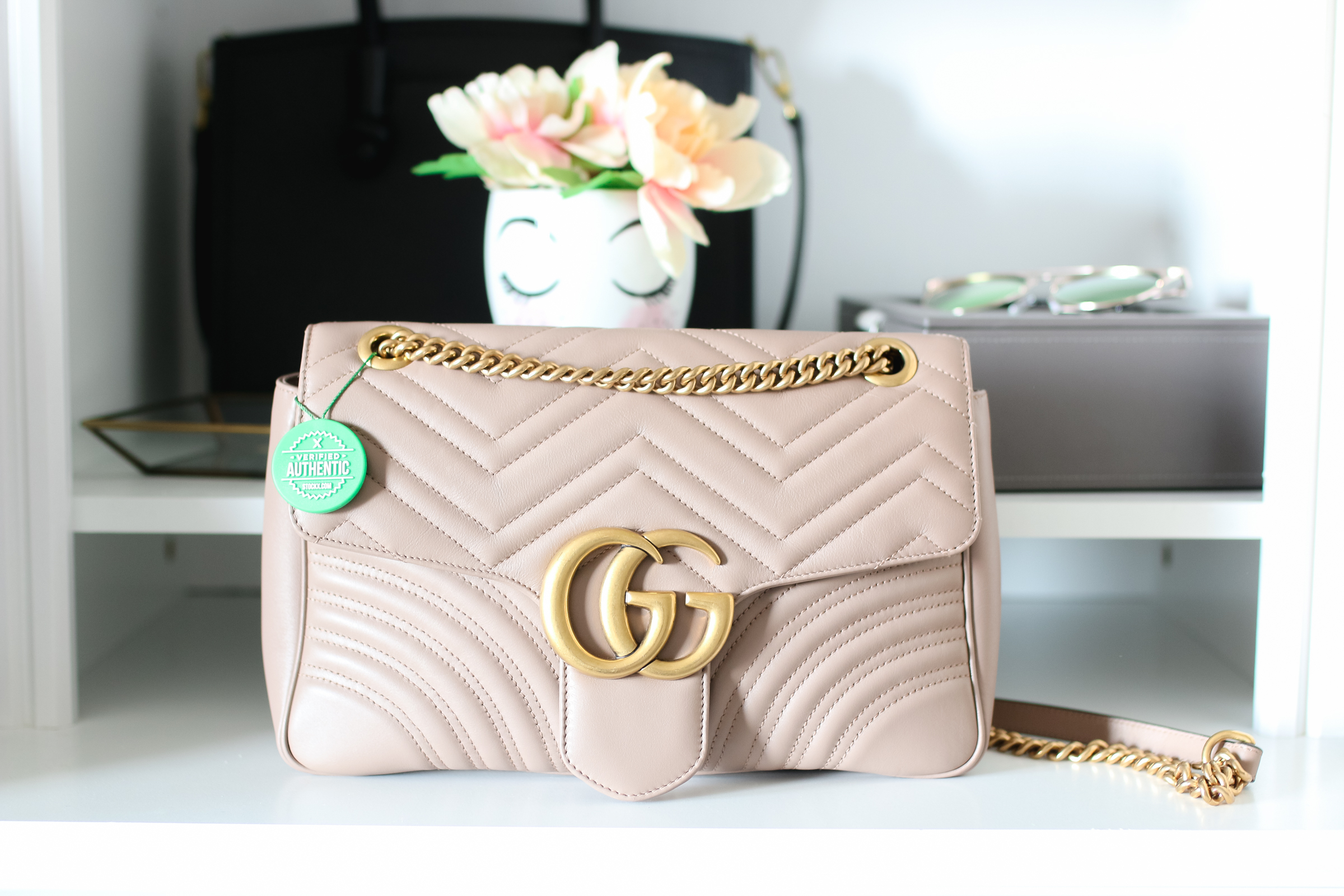 How To Score A Designer Handbag For Less On StockX by popular Utah style blogger Sandy A La Mode