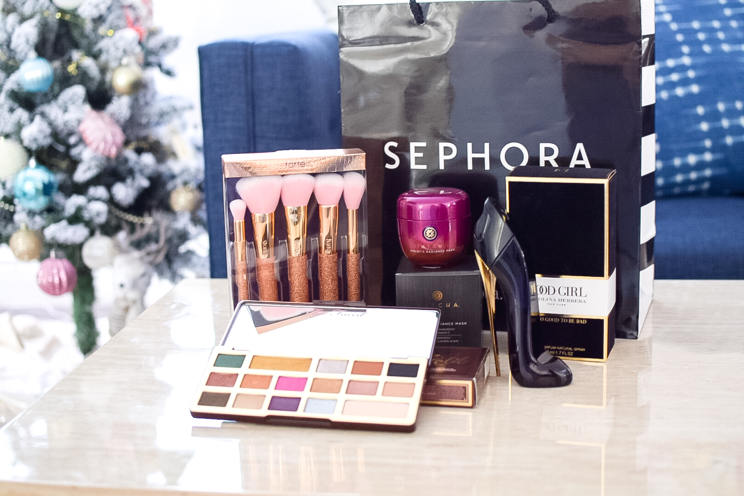 Last Minute Beauty Gift Ideas from Sephora inside JCPenney by popular Utah style blogger Sandy A La Mode