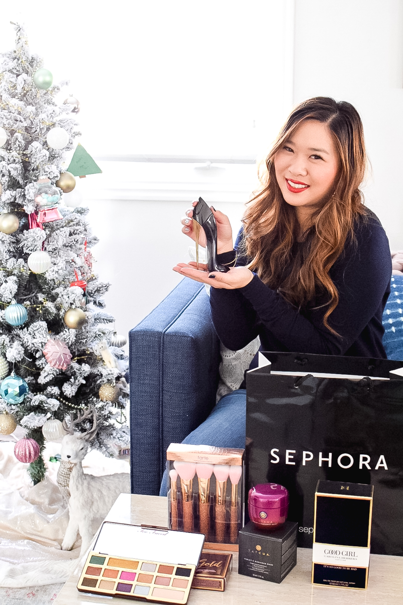 6feaafbcb9e Last Minute Beauty Gift Ideas from Sephora inside JCPenney by popular Utah  style blogger Sandy A ...