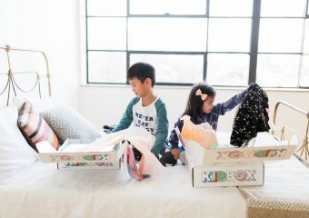 Shopping for Kids Made Simple with Kidbox