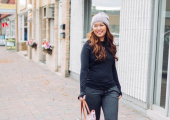 Why I Love Athleisure Wear