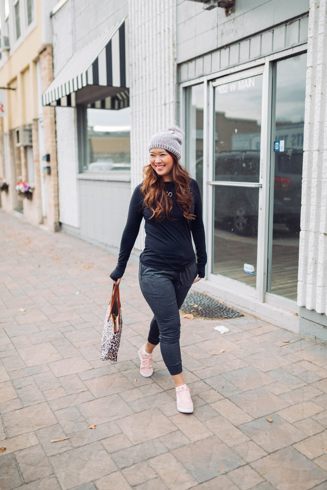 Why I Love Athleisure Wear by Utah style blogger Sandy A La Mode