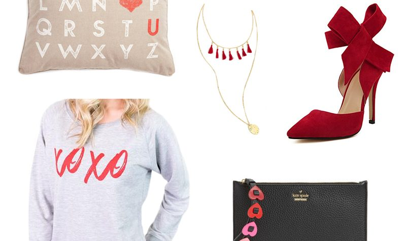 The Valentines Day Fashion Edit: Everything Pink and Red