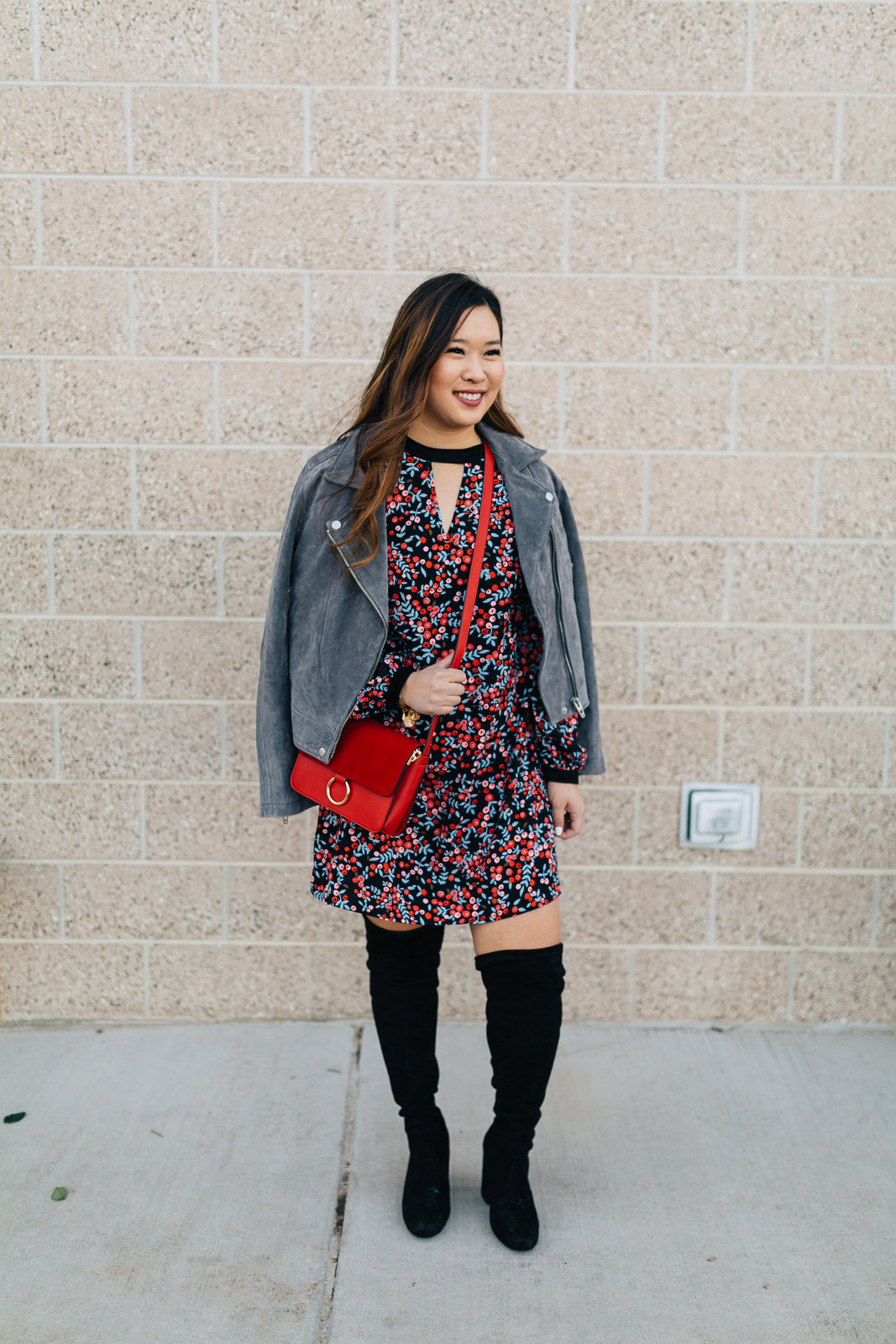 3ecae56dbee 3 Casual to Dressy Valentines Day Outfits by popular Utah fashion blogger  Sandy A La Mode ...