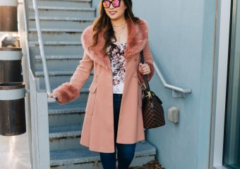 3 Casual to Dressy Valentines Day Outfits + Giveaway!