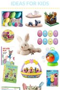 Easter Basket Filler Ideas for Kids by popular Utah lifestyle blogger Sandy A La Mode