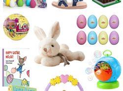 Easter Basket Filler Ideas for Kids by popular Utah lifestyle blogger Sandy A La Mode