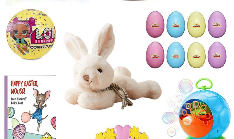 25+ Easter Basket Filler Ideas for Kids
