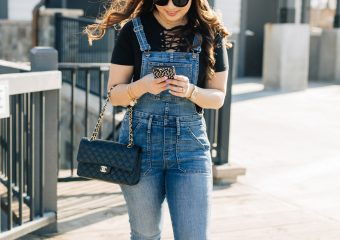 5 Chic Ways To Style Overalls