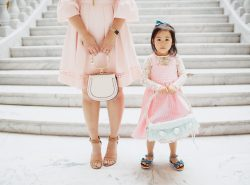 Affordable Easter Outfits For Girls by popular Utah fashion blogger Sandy A La Mode
