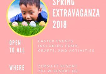 Zermatt Spring Extravaganza in Midway, UT