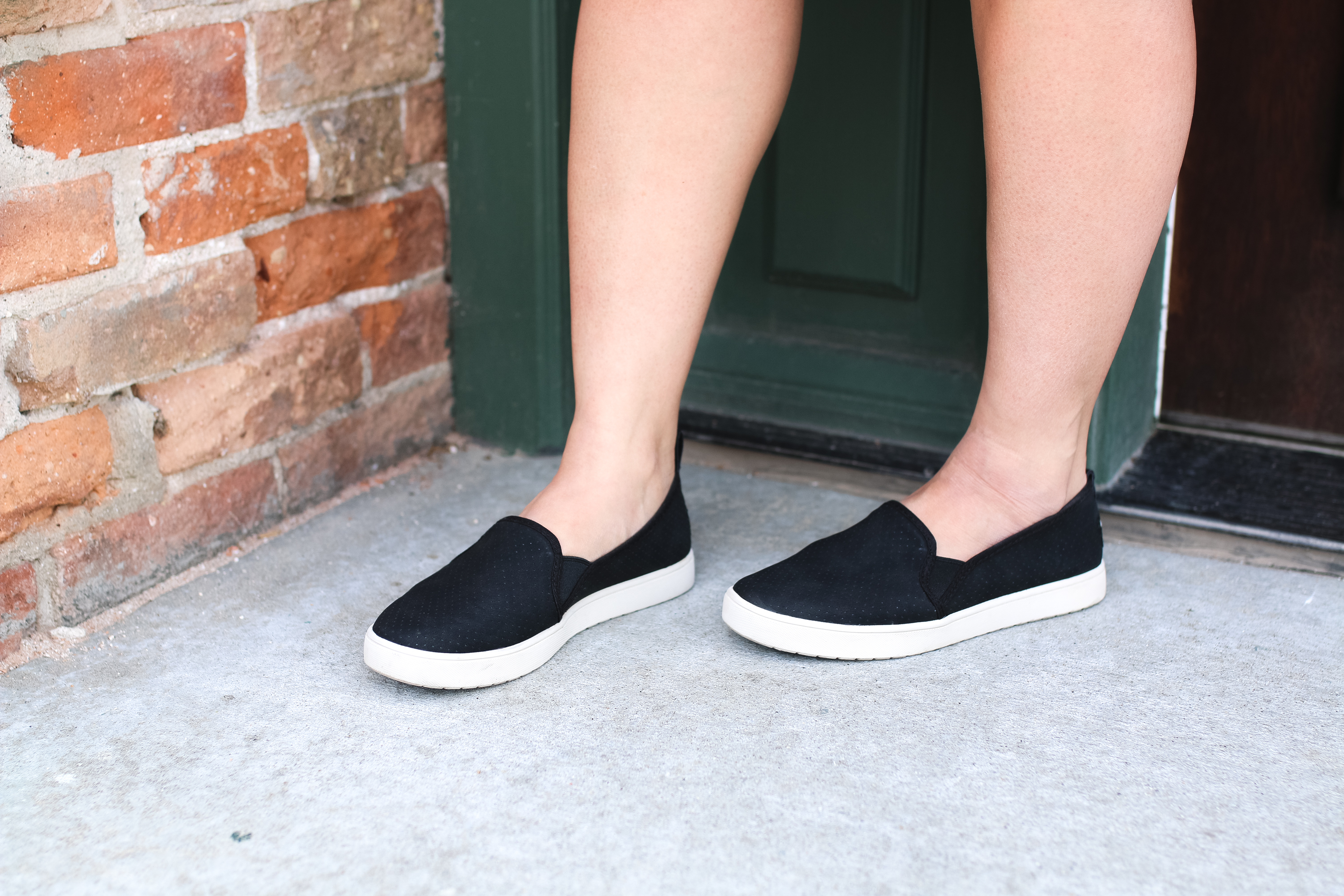 Slip On Sneakers: A Must Have Mom Shoe