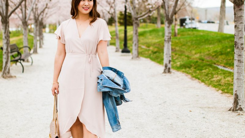 3 Outfit Ideas: What To Wear To A Baby Or Bridal Shower