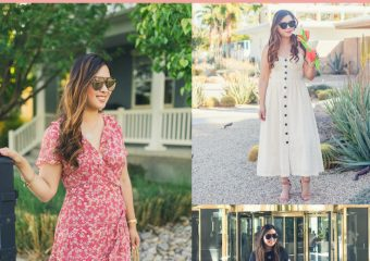 3 Dress Styles That You Need In Your Closet + Nordstrom Gift Card Giveaway!