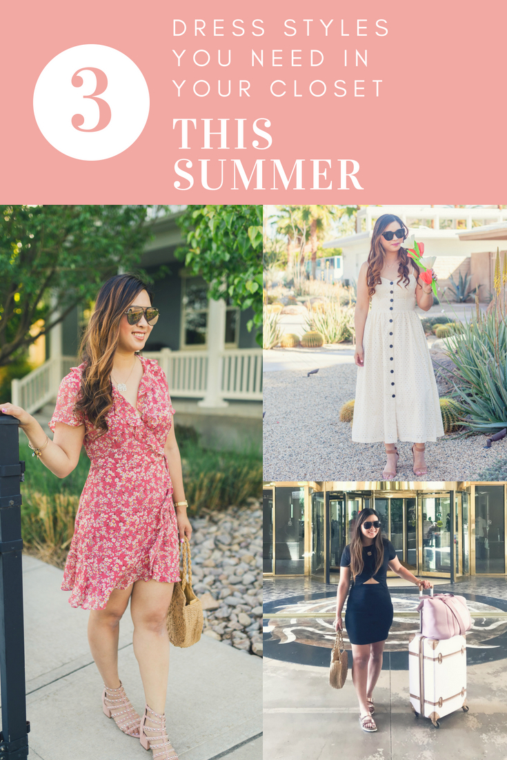 2613e4ca295 3 Dress Styles That You Need In Your Closet + Nordstrom Gift Card Giveaway!