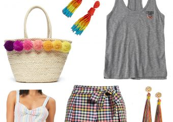 35+ Stylish Rainbow Clothing and Accessories for Women