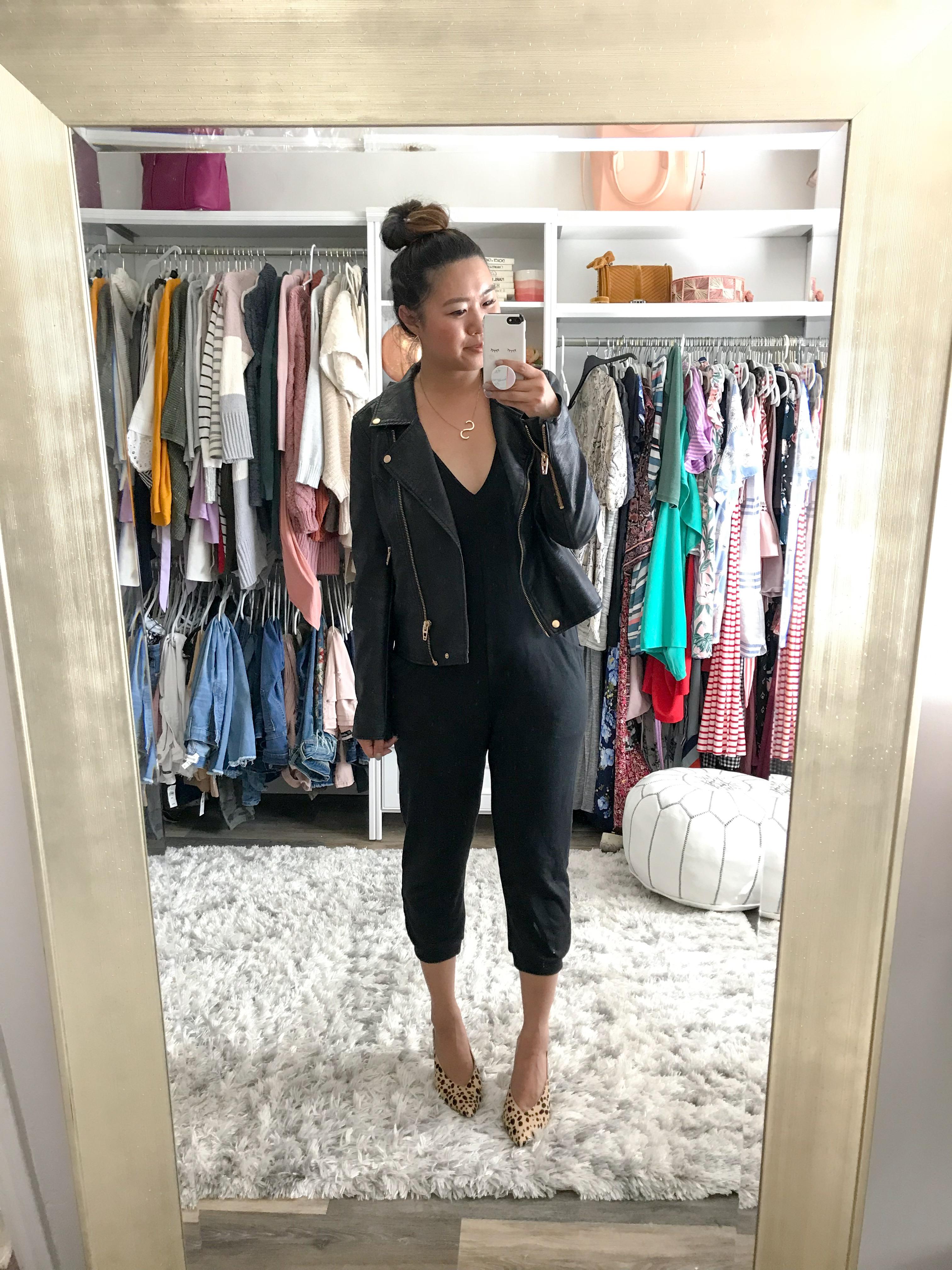 12 Ways To Style A Casual Jumpsuit Sandy A La Mode