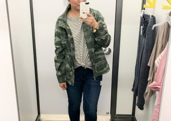 Old Navy Dressing Room Diaries – Summer To Fall Transitional Pieces
