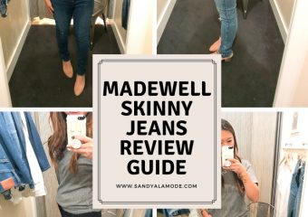 Madewell Skinny Jeans Review