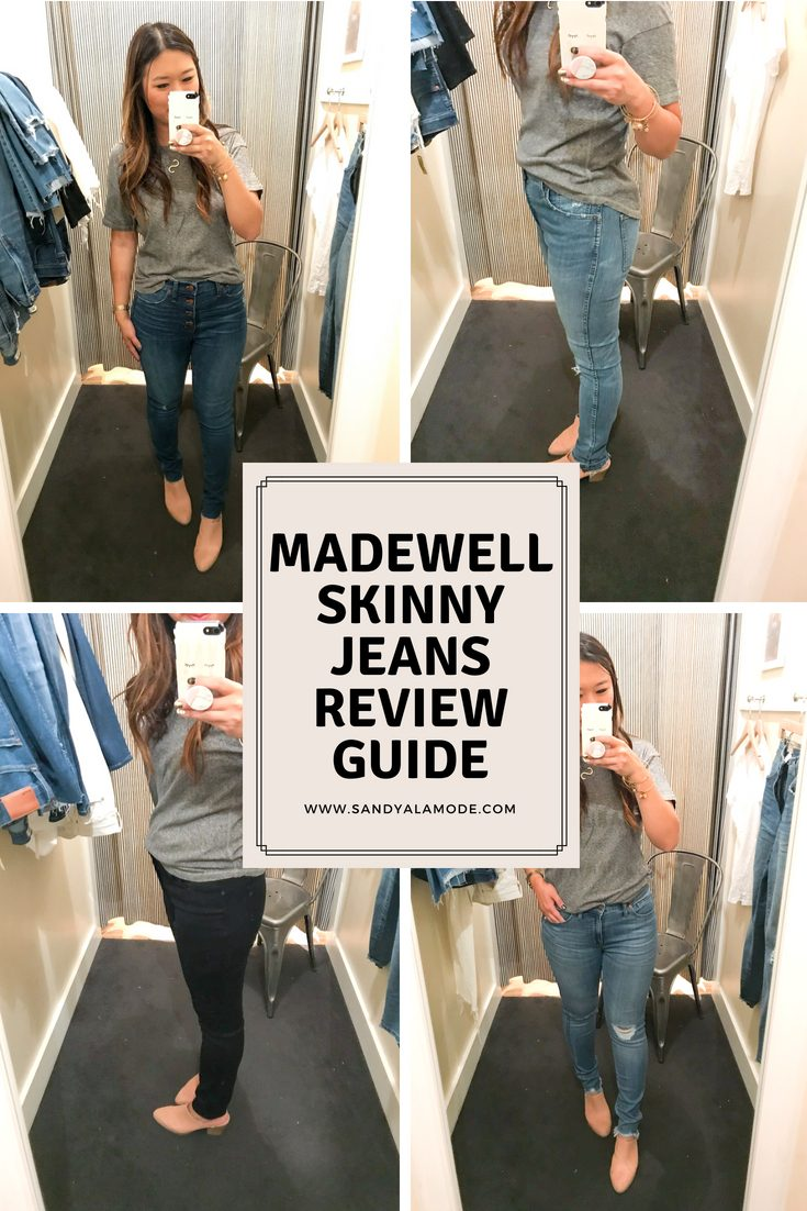 d6362d1219b Madewell Skinny Jeans Review
