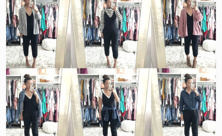 12 Ways To Style A Jumpsuit