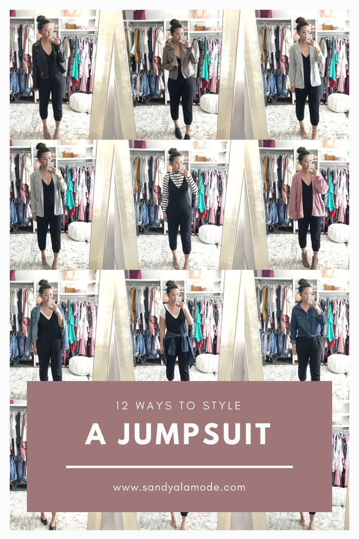 0e719ffcc1 12 Ways To Style A Casual Jumpsuit