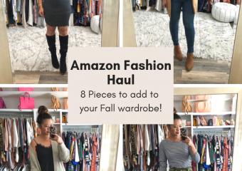 Amazon Fashion Haul – September 2018