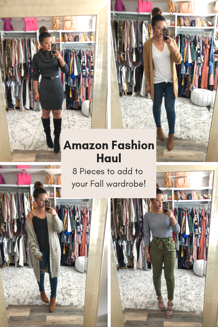 c7d5ee34b16 Amazon Fashion Haul September 2018 - Sandy a la Mode