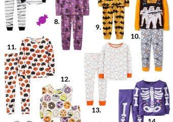 21 Best Kids' Halloween Pajamas