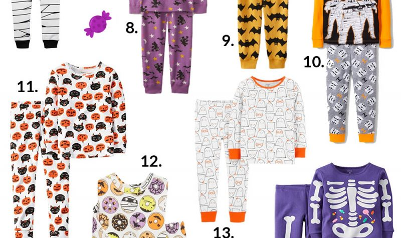 21 best kids halloween pajamas sandy a la mode
