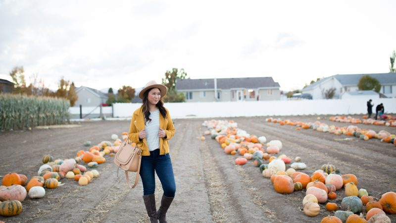 Stepping into Fall with Zappos & Born Footwear