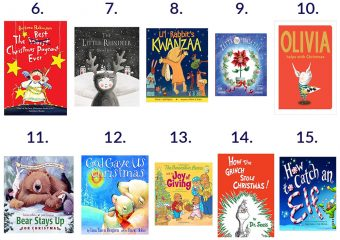 25 Of The Very Best Kids Holiday Books