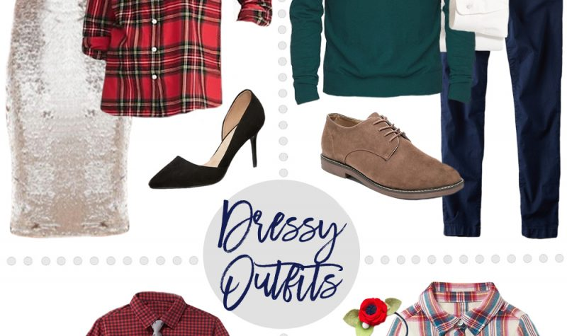 Holiday Family Outfit Ideas – Casual and Dressy