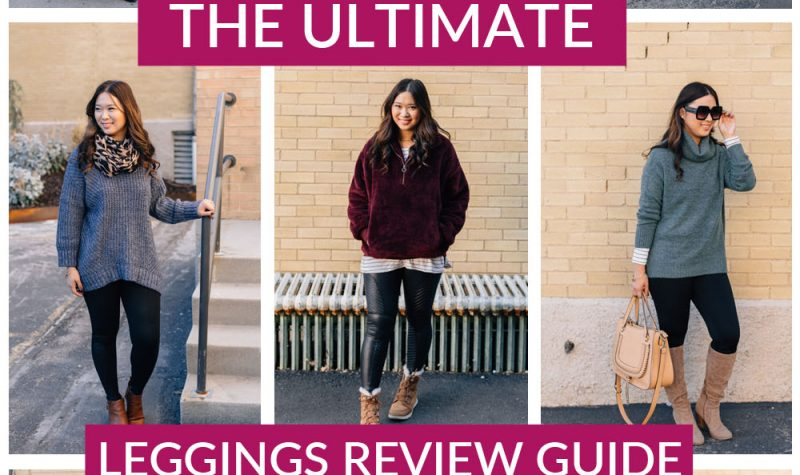 The Ultimate Leggings Review Guide