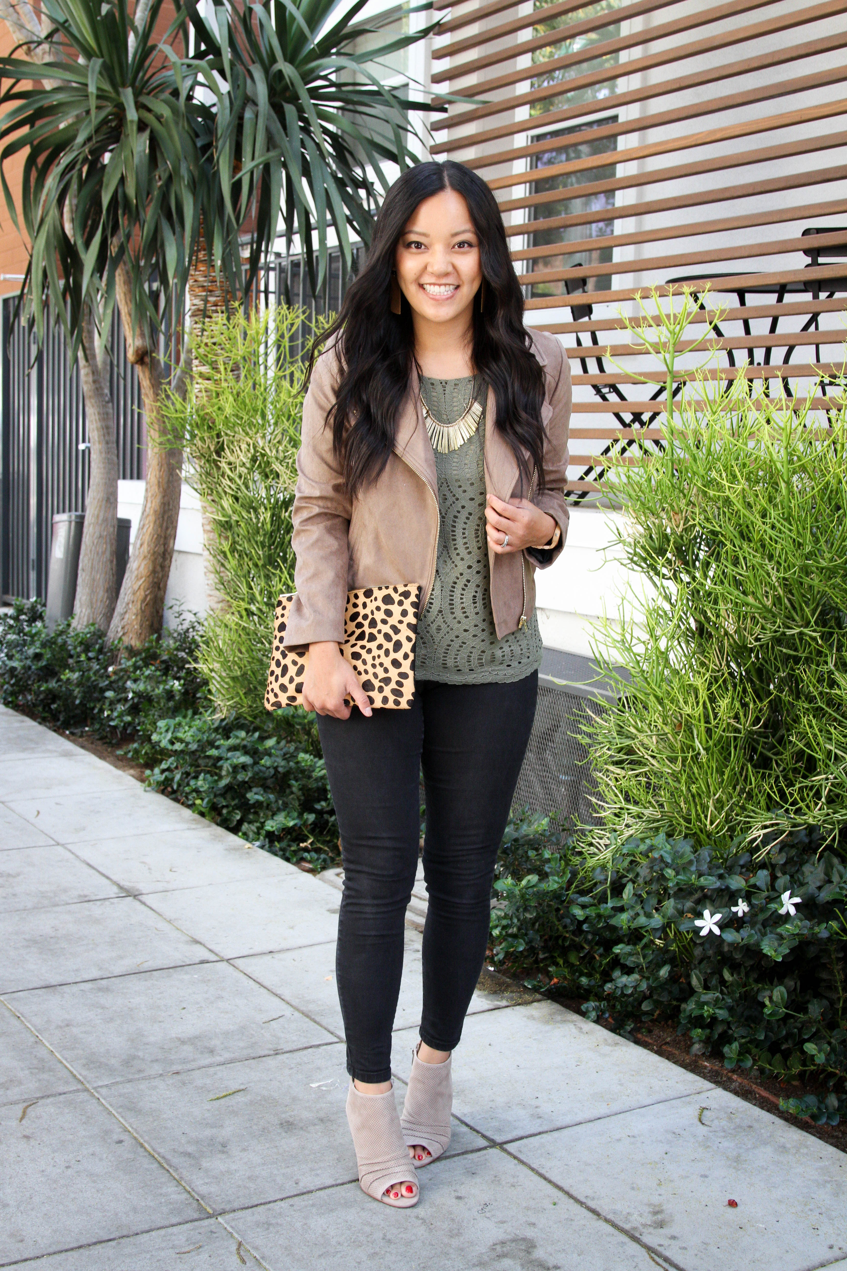 dfb86ae336 Clutch – If wearing leopard is too much of a leap of faith for you