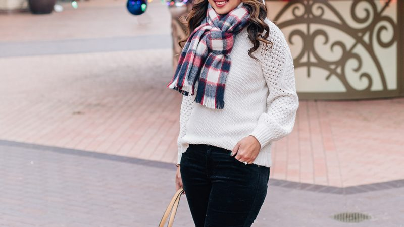 Holiday Outfits and Gifts with LOFT