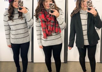 Old Navy Dressing Room Try On Session – December 2018