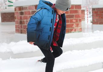 Holiday Outfits and Outerwear For Boys