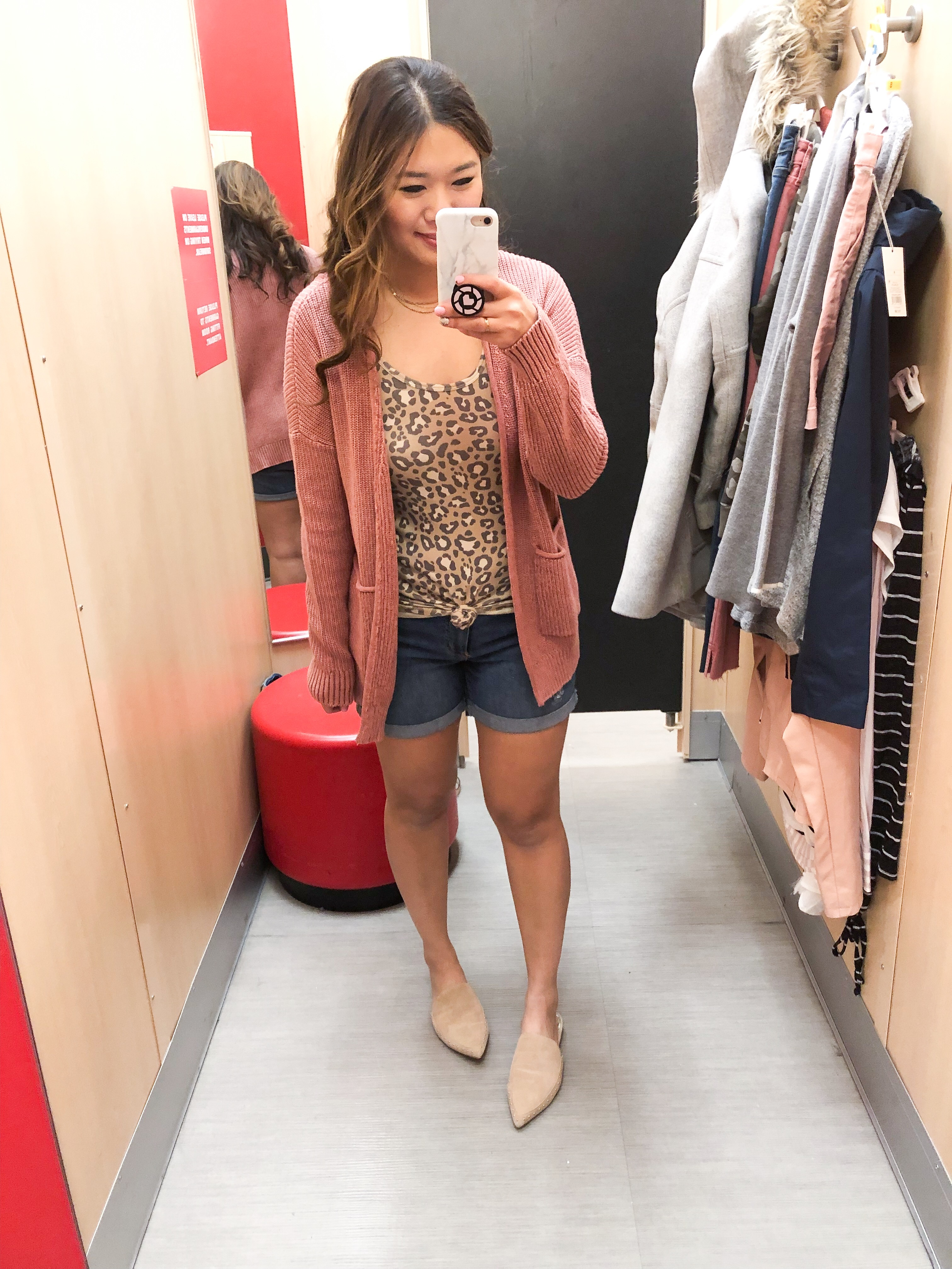 744eadfeb58 Target Dressing Room Try-On Session - February 2019