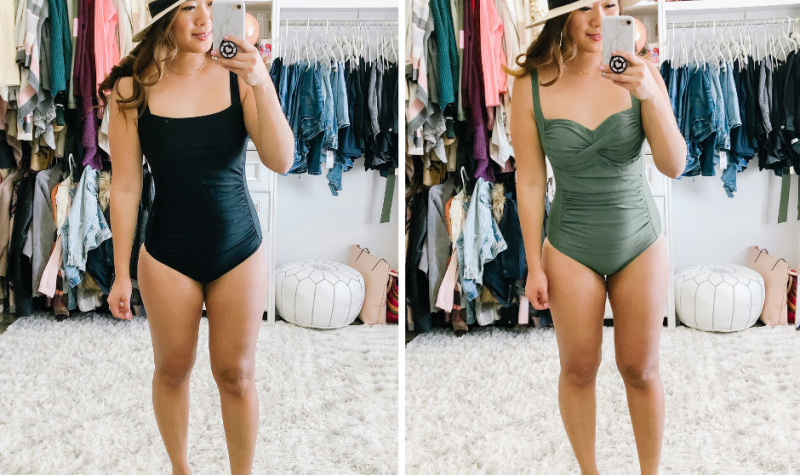 One Piece Swimsuits + Cover Ups Haul