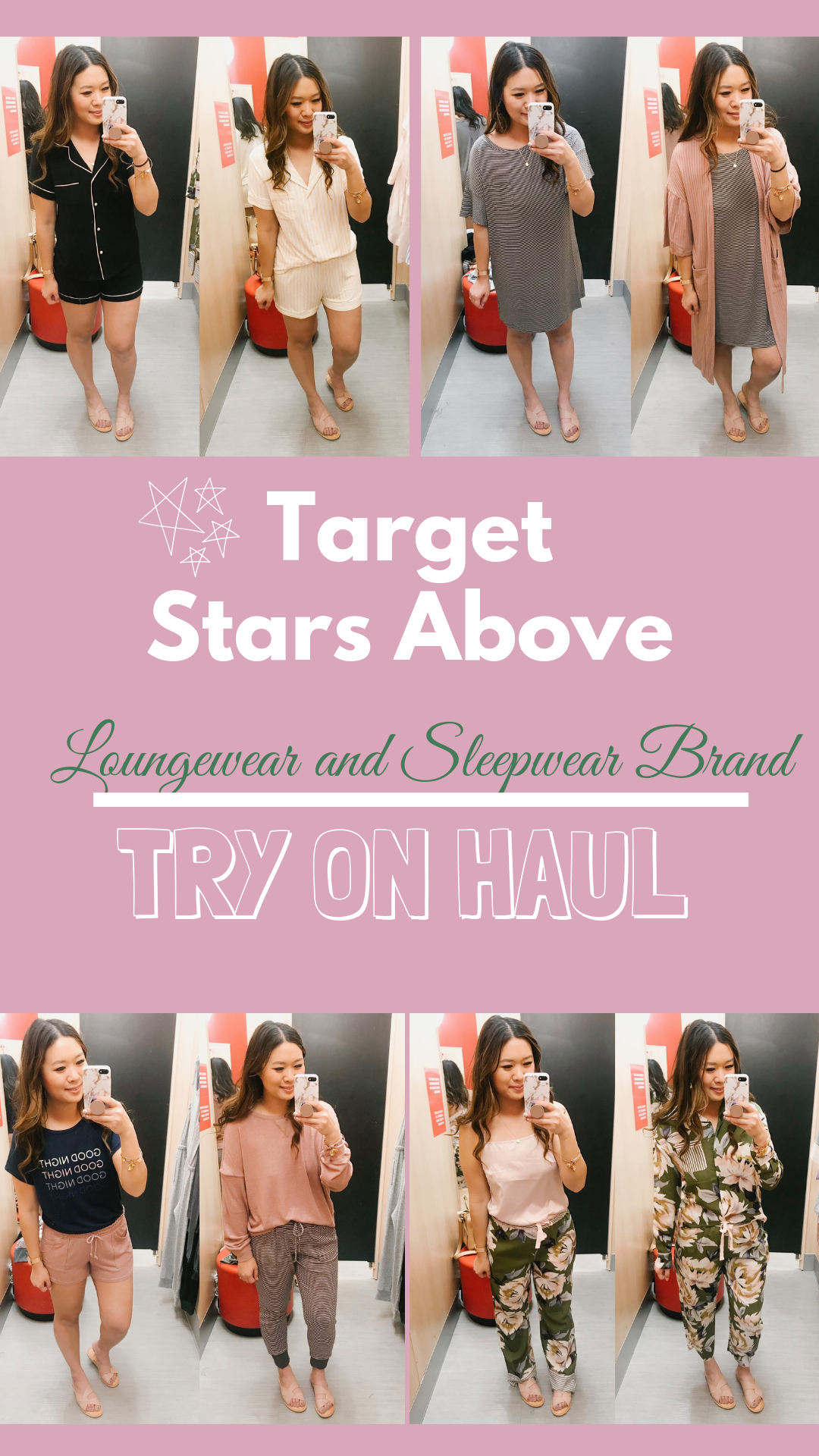 d5ce9d90115 Review Of Target s New Loungewear and Sleepwear Brand - Stars Above