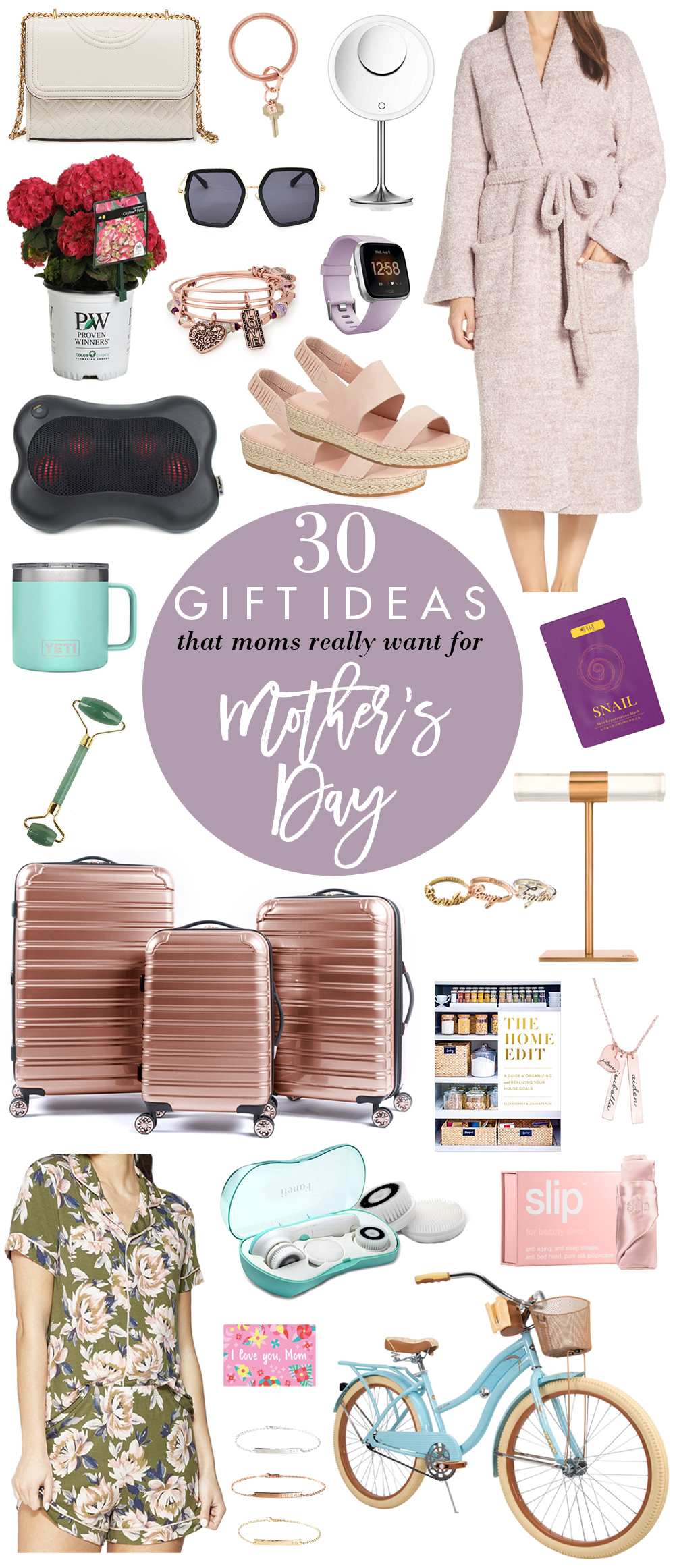 30 Gift Ideas Moms Really Want For Mother S Day Sandyalamode