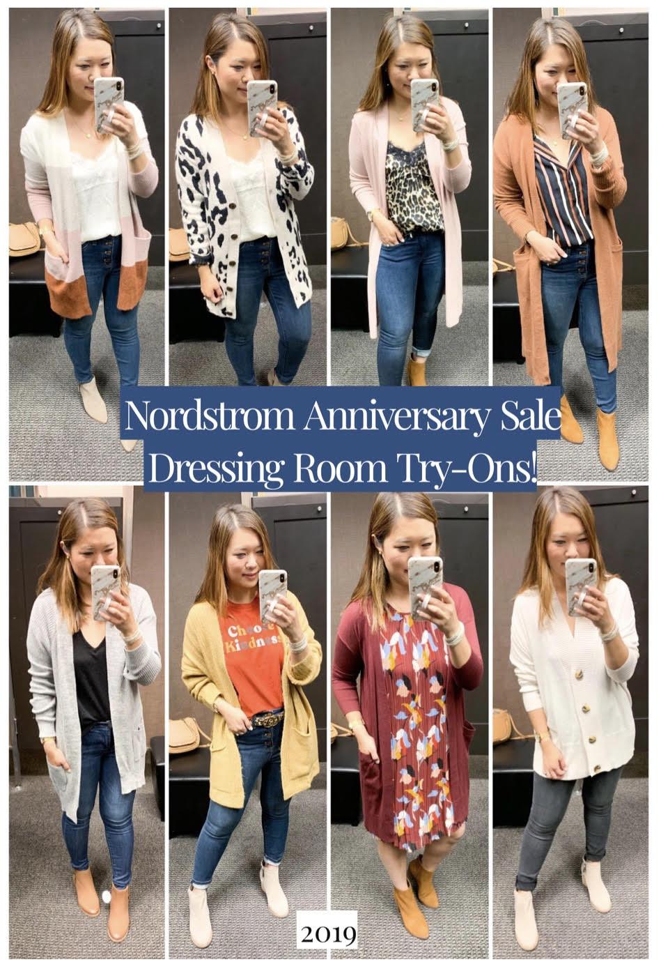 fd4716ae3 Nordstrom Anniversary Sale 2019 - Women's Fashion Dressing Room Try ...